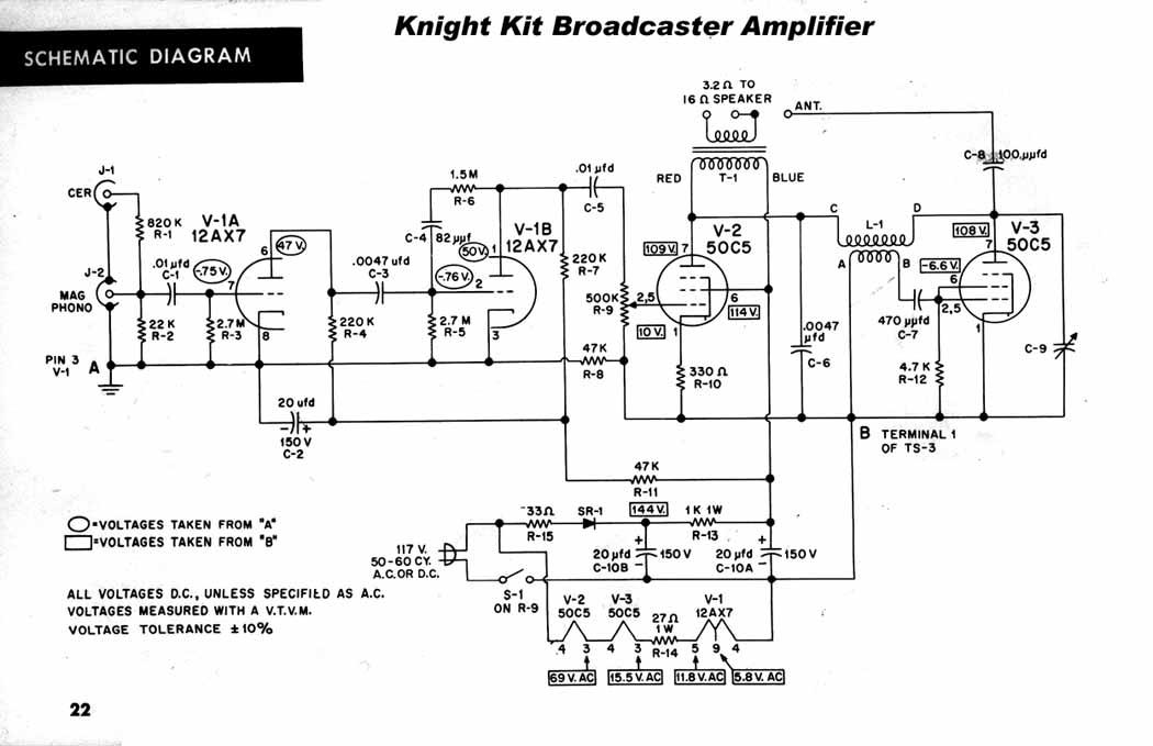 White Noise Generator Circuit Diagram besides Rf Decibel Meter likewise Fisher 50az besides Michaelson   Austin further Jean Hiraga Le Monstre. on amplifier schematics